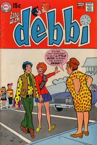 Cover Thumbnail for Date with Debbi (DC, 1969 series) #10