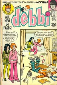 Cover Thumbnail for Date with Debbi (DC, 1969 series) #14