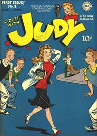 Cover Thumbnail for A Date with Judy (DC, 1947 series) #1