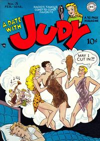 Cover Thumbnail for A Date with Judy (DC, 1947 series) #3