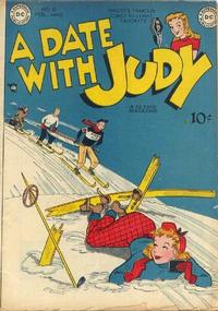 Cover Thumbnail for A Date with Judy (DC, 1947 series) #9