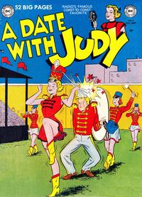 Cover Thumbnail for A Date with Judy (DC, 1947 series) #18