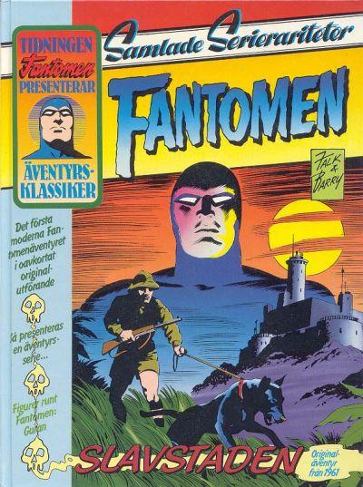 Cover for De bästa serierna (Semic, 1986 series) #Fantomen 1961