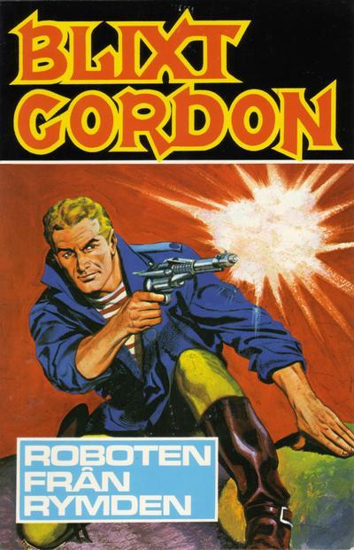 Cover for Blixt Gordon (Semic, 1980 series) #[nn]