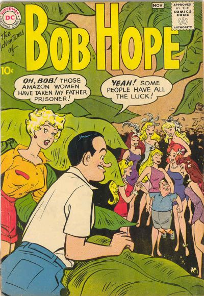 Cover for The Adventures of Bob Hope (DC, 1950 series) #65