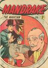 Cover for Mandrake the Magician (Yaffa / Page, 1964 ? series) #28