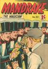 Cover for Mandrake the Magician (Yaffa / Page, 1964 ? series) #30