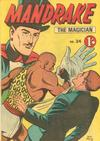 Cover for Mandrake the Magician (Yaffa / Page, 1964 ? series) #34