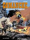 Cover for Comanche (Kult Editionen, 1998 series) #15 - Red Dust Express