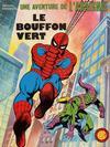 Cover for Une Aventure de l'Araignée (Editions Lug, 1977 series) #1 - Le Bouffon Vert