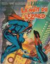 Cover for Une Aventure de l'Araignée (Editions Lug, 1977 series) #2 - La nuit du Lézard