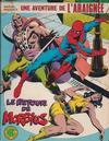 Cover for Une Aventure de l'Araignée (Editions Lug, 1977 series) #4 - Le retour de Morbius