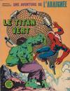 Cover for Une Aventure de l'Araignée (Editions Lug, 1977 series) #6