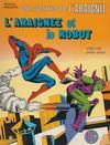 Cover for Une Aventure de l'Araignée (Editions Lug, 1977 series) #15