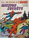 Cover for Une Aventure de l'Araignée (Editions Lug, 1977 series) #22