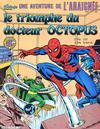Cover for Une Aventure de l'Araignée (Editions Lug, 1977 series) #25