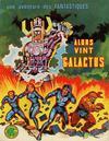Cover for Une Aventure des Fantastiques (Editions Lug, 1973 series) #8