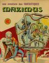 Cover for Une Aventure des Fantastiques (Editions Lug, 1973 series) #10
