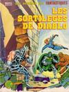 Cover for Une Aventure des Fantastiques (Editions Lug, 1973 series) #19