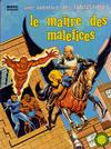 Cover for Une Aventure des Fantastiques (Editions Lug, 1973 series) #23