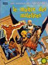 Cover for Une Aventure des Fantastiques (Editions Lug, 1973 series) #23