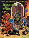 Cover for Une Aventure des Fantastiques (Editions Lug, 1973 series) #24
