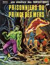 Cover for Une Aventure des Fantastiques (Editions Lug, 1973 series) #25