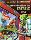 Cover for Une Aventure des Fantastiques (Editions Lug, 1973 series) #30
