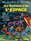 Cover for Une Aventure des Fantastiques (Editions Lug, 1973 series) #35