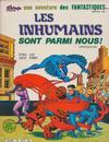 Cover for Une Aventure des Fantastiques (Editions Lug, 1973 series) #39