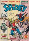 Cover for Spidey (Editions Lug, 1979 series) #11