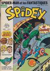 Cover for Spidey (Editions Lug, 1979 series) #16