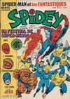 Cover for Spidey (Editions Lug, 1979 series) #19