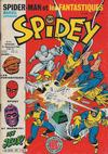 Cover for Spidey (Editions Lug, 1979 series) #20