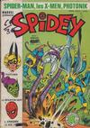 Cover for Spidey (Editions Lug, 1979 series) #31