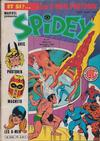 Cover for Spidey (Editions Lug, 1979 series) #34