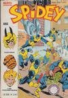 Cover for Spidey (Editions Lug, 1979 series) #36