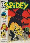 Cover for Spidey (Editions Lug, 1979 series) #56