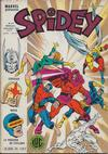 Cover for Spidey (Editions Lug, 1979 series) #59