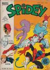 Cover for Spidey (Editions Lug, 1979 series) #60