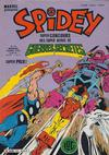 Cover for Spidey (Editions Lug, 1979 series) #69
