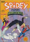 Cover for Spidey (Editions Lug, 1979 series) #70
