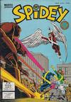 Cover for Spidey (Editions Lug, 1979 series) #90