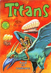 Cover for Titans (Editions Lug, 1976 series) #1