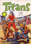 Cover for Titans (Editions Lug, 1976 series) #3