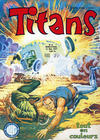 Cover for Titans (Editions Lug, 1976 series) #8