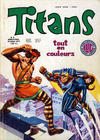Cover for Titans (Editions Lug, 1976 series) #9