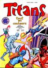 Cover for Titans (Editions Lug, 1976 series) #10