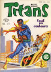 Cover for Titans (Editions Lug, 1976 series) #14