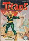 Cover for Titans (Editions Lug, 1976 series) #15